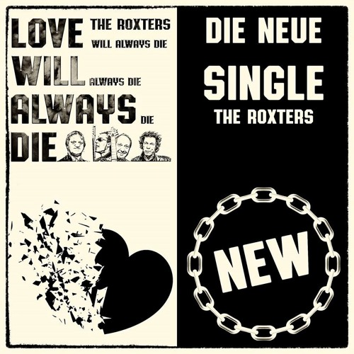 Love Will Always Die - The Roxters 11.06.