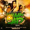 Fun-X - BEN OVER (GWAAN MAD RIDDIM)
