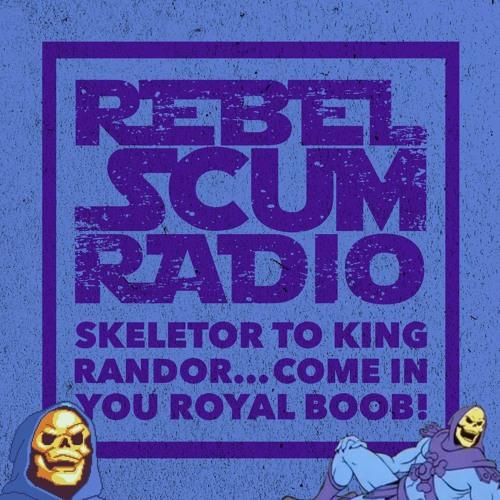 Rebel Scum Radio - Star Wars, DC & Marvel TV, X-Men Apocalypse Discussion, WWE, UFC 200