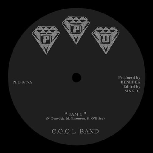 C.O.O.L. BAND / MANZ & NEM ~ PPU-077 ~ PRODUCED BY BENEDEK