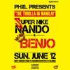 Thrilla In Manila ft. Nike Nando & Benjo