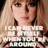 CHROMATICS / I CAN NEVER BE MYSELF WHEN YOU'RE AROUND