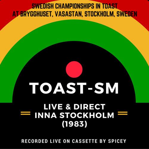 Toast-SM inna Sweden (1983)!