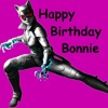 HAPPY BIRTHDAY BONNIE! - EPIC CAT Happy Birthday Song