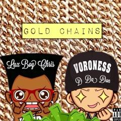 Lux Boy Chris x D Da Don - Gold Chainz [Prod. By XanGang]