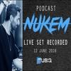 PODCAST_NUKEM_Live Set recorded @ OHM10 club_ 12 June 2016 mp3