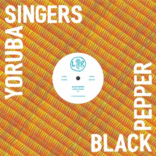 Yoruba Singers - Black Pepper
