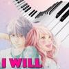 I WILL - Ao Haru Ride [Fandub Español] feat. Amaia Rodriguez