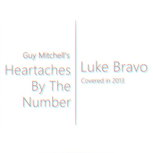 Heartaches by the Number - Guy Mitchell Cover