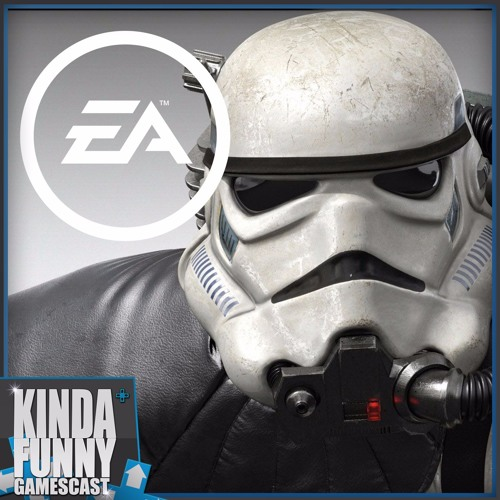 Star Wars! EA Press Conference Reactions! - Kinda Funny Gamescast E3 2016