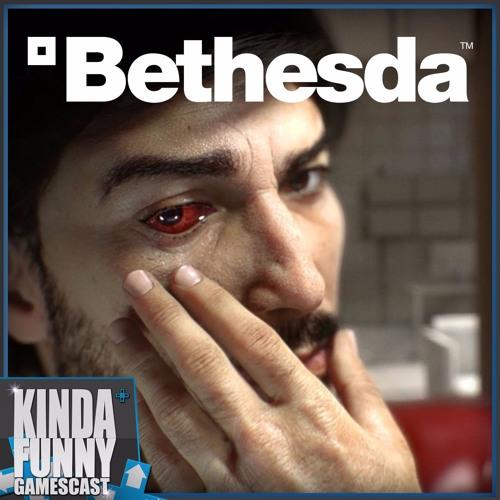 Prey! Bethesda Press Conference Reactions! - Kinda Funny Gamescast E3 2016