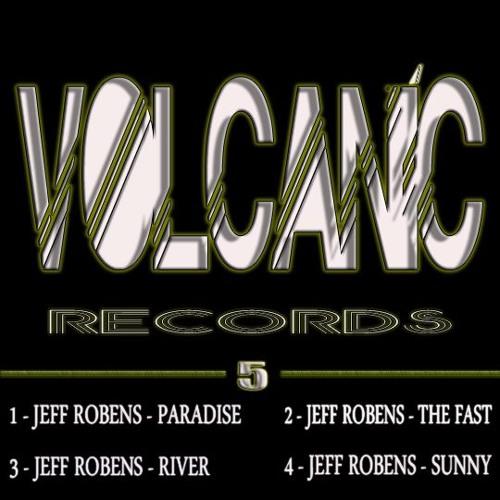 JEFF ROBENS - SUNNY (VOLCANIC RECORDS)