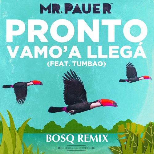 Mr Pauer ft. Tumbao - Pronto Vamo'a Llegá (Bosq Remix)