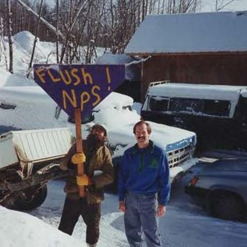 Retired NPS Ranger JD Swed on family and work