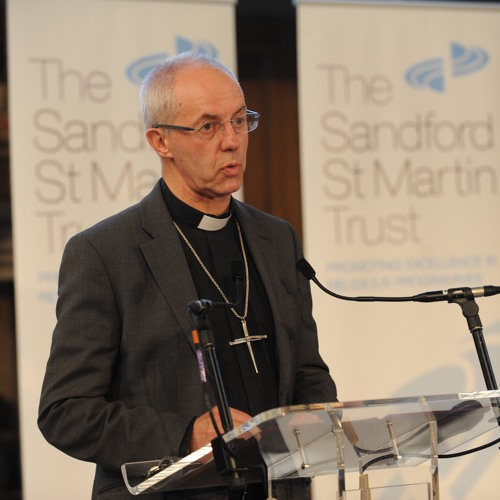 Archbishop of Canterbury Speech for Sandford St Martin Awards 2016