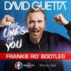 David Guetta ft. Zara Larsson - This One's For You (Frankie Ro' Bootleg)| BUY 4 FREE