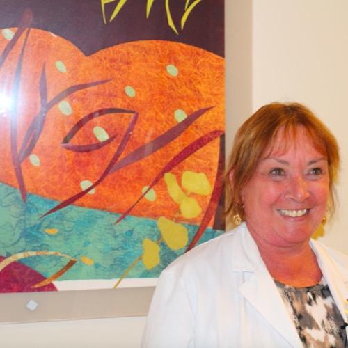 Jane Palermo, RN on WROR 105.7