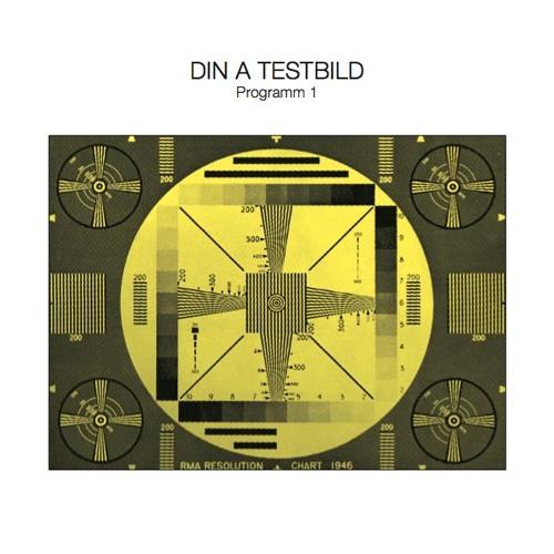 MNQ 090 Din A Testbild – Programm 1, 12'' EP