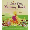 I Love You Mummy Duck - Mummynicolauk