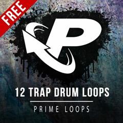 ► 12 FREE TRAP DRUM LOOPS!!! [30mb]