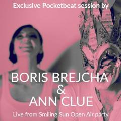 Boris Brejcha & Ann Clue live from Stockholm - LISTEN TO FULL SET AT POCKETBEAT.com