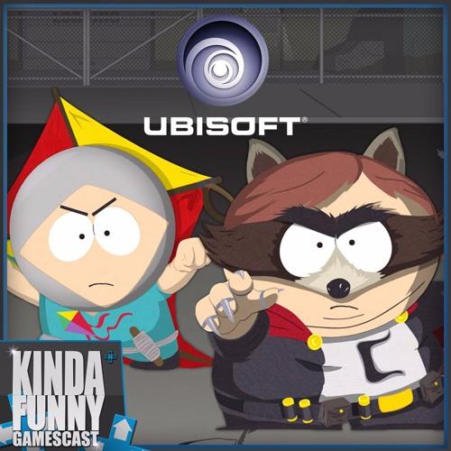 South Park! Ubisoft Press Conference Reactions! - Kinda Funny Gamescast E3 2016