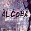Almighty feat. Bryant Myers, Miky Woodz - Alcoba (Remix)