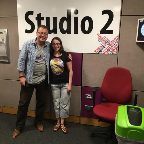 Stephen Foster BBC Radio Suffolk
