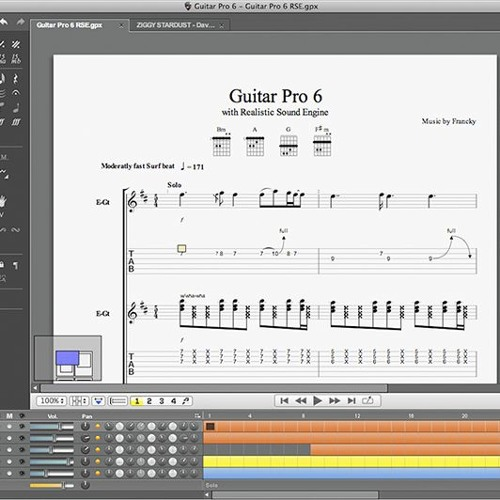Download Guitar Pro 7 Full Version (Soundbanks)