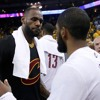 Kyrie Irving, LeBron James were amazing as Cavs force Game 6