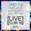 [LIVE] @ Single Fin 12.06.16 feat. Jonny Pow, Kaiser Waldon, Mister Bennetts & Scotty Doesn't Know