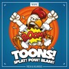 Toons! Cartoon sound effects library