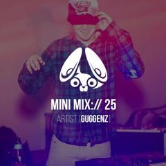 Stereofox Mini Mix://25 - Artist [Guggenz]
