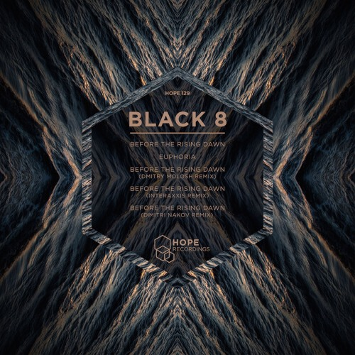 Black 8 - Before The Rising Dawn (PREVIEW)
