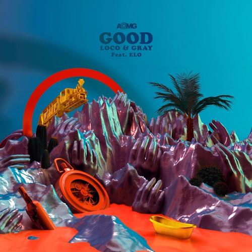 K2NBlog ♥ K Pop 30th Loco, Gray GOOD (Feat. ELO) soundcloudhot