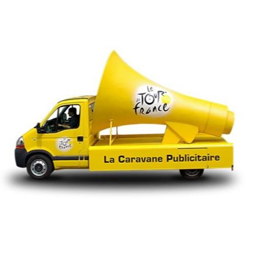 Let's Dance - Caravane du Tour 2016