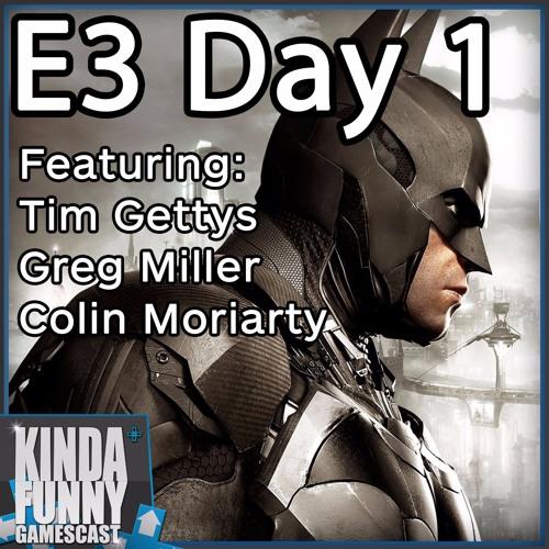 Behind Closed Doors Batman VR and Mafia 3! - Kinda Funny Gamescast E3 2016