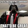 Inefficient Jedi