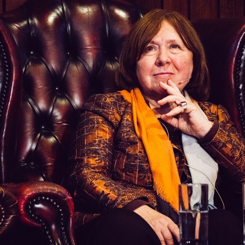 Svetlana Alexievich in conversation with James Meek