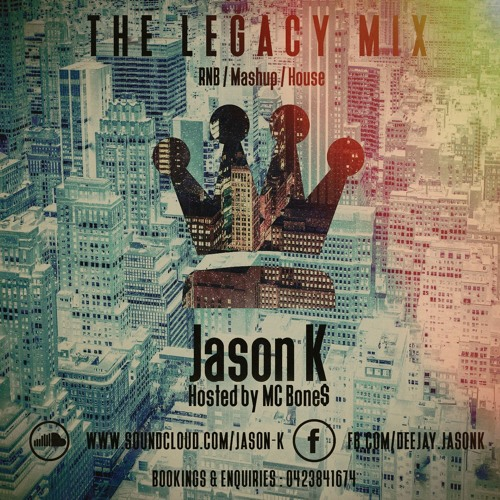 The legacy mix 2016 rnb mashup house hip hop old for Old school house tracks