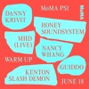 Guiddo - Warm Up 2016 Mini-Mix