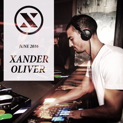 Subdrive Podcast - June 2016 - Xander Oliver