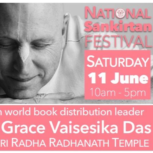 11/06/2016 National Sankirtan Festival with His Grace Vaisesika Das