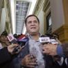 Declaraciones Pdte del Congreso Luis Ibérico sobre temas pendientes a debatir en el pleno