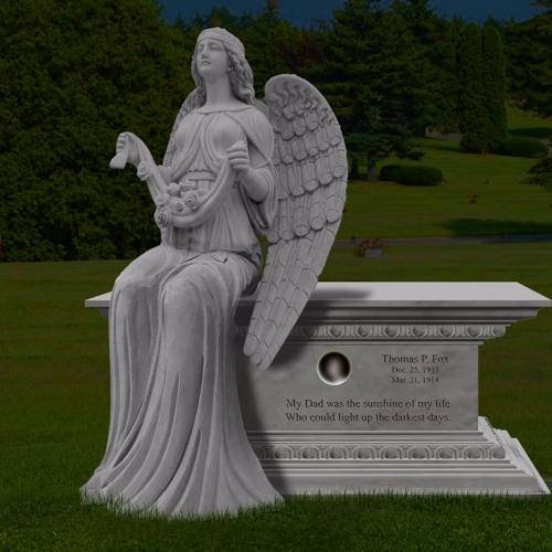 Memorial Musics & Nice Tombstones - A Prayer For My Dad