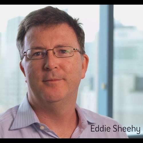 Eddie Sheehy CEO Nuix