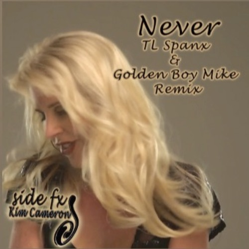 Side FX & Kim Cameron - Never (TL SPANX & Golden Boy Mike Remix)