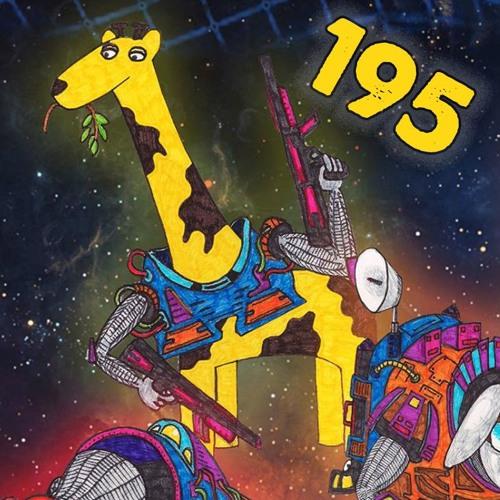 195: Big Ol' Jammy Giraffes