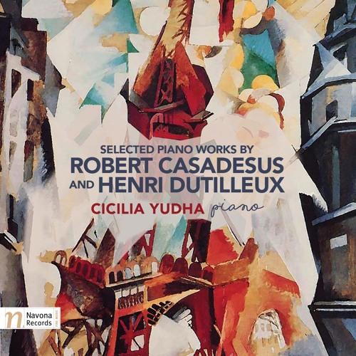 """Casadesus """"Sonata No. 3: I"""" - Cicilia Yudha, piano"""