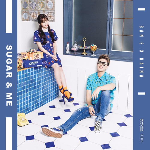 K2NBlog ♥ K Pop 30th San E, Raina 달고나 (Sugar And Me) soundcloudhot